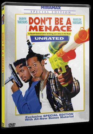 Don't Be A Menace To South Central While Drinking Your Juice In The Hood Movie Soundboard