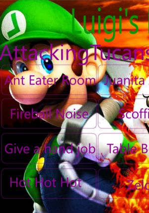 Luigi's Mansion VERSUS Soundboard