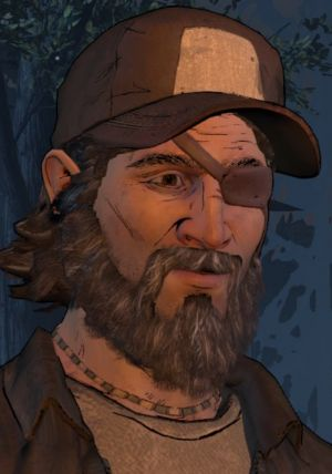 Kenny - The Walking Dead Video Game Soundboard