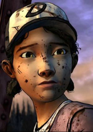 Clementine - The Walking Dead Video Game Soundboard