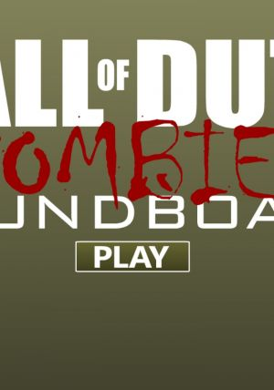 Call of Duty Zombies Soundboard