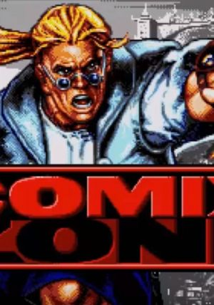 Comix Zone Soundtrack Soundboard