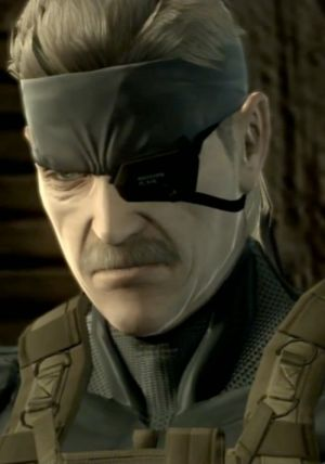 Metal Gear Solid Snake Soundboard