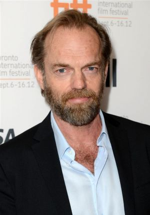 Hugo Weaving  Soundboard