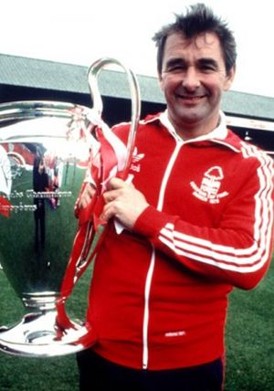 Brian Clough - Nottingham Forest Soundboard