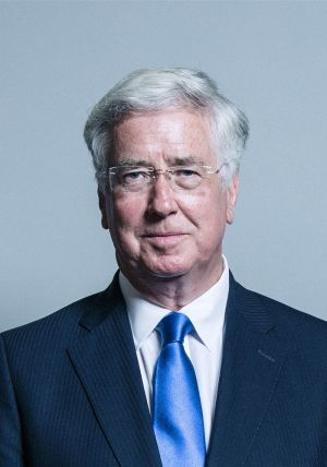 Michael Fallon Soundboard
